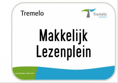 Online lezing: Makkelijk Lezenplein in de bib van Tremelo