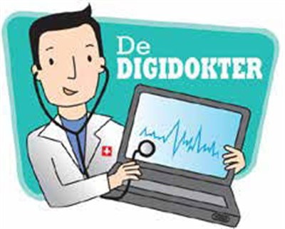 Digidokter in de bib